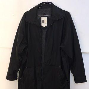 Misty Harbor- M Black Fleece lined Rain/Snow